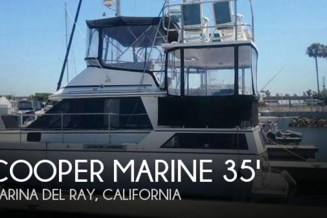 1989 Cooper Prowler 320 - For Sale at Marina del Rey, CA 90292 - ID 129809