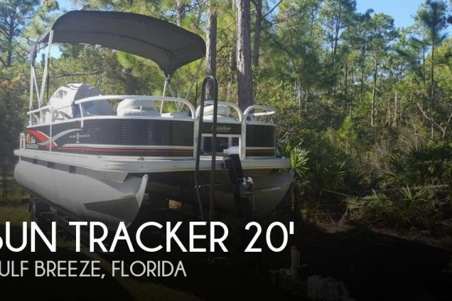 2012 Sun Tracker 18 DLX Bass Buggy - For Sale at Gulf Breeze, FL 32563 - ID 133664