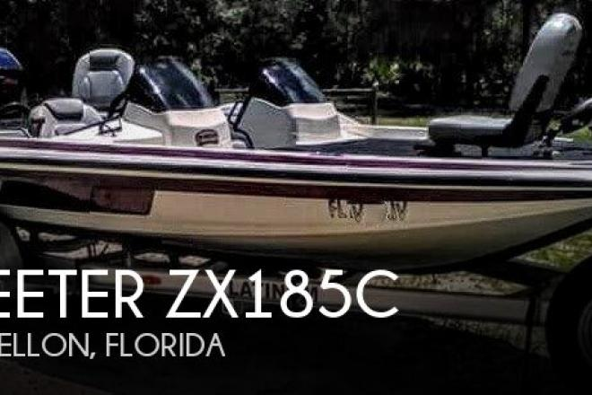 1999 Skeeter ZX185C - For Sale at Dunnellon, FL 34430 - ID 129149
