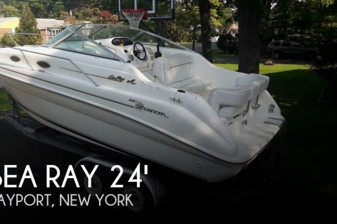 1997 Sea Ray 240 Sundancer - For Sale at Bayport, NY 11705 - ID 127022