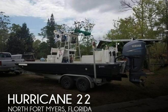 1996 Hurricane 22 - For Sale at North Fort Myers, FL 33903 - ID 127387