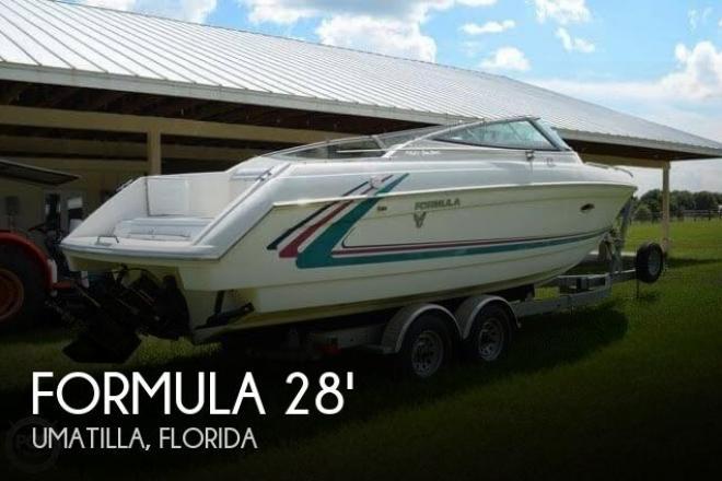 1997 Formula 280 Sunsport - For Sale at Umatilla, FL 32784 - ID 134340