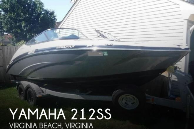 2013 Yamaha 212SS - For Sale at Virginia Beach, VA 23450 - ID 125975