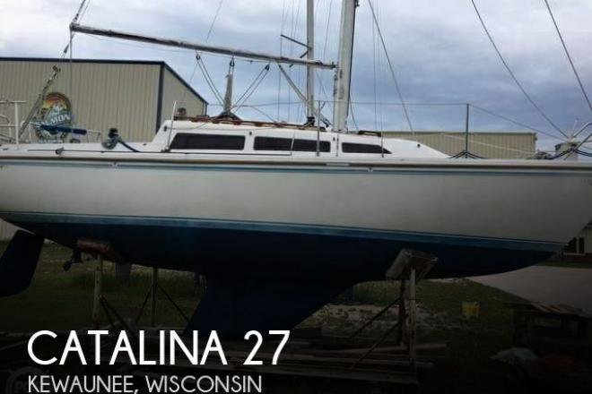 1987 Catalina 27 - For Sale at Kewaunee, WI 54216 - ID 126810