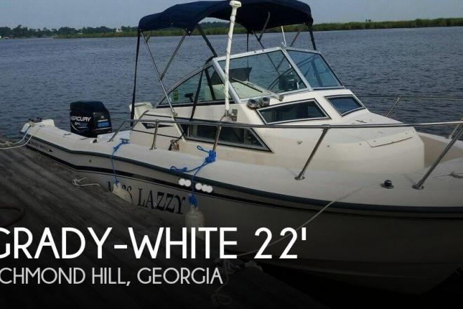 1992 Grady White Seafarer 226 - For Sale at Richmond Hill, GA 31324 - ID 126046