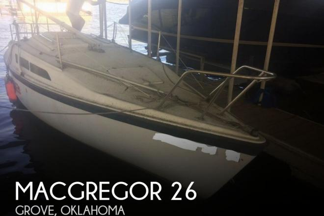 1995 Macgregor 26 - For Sale at Grove, OK 74344 - ID 130301