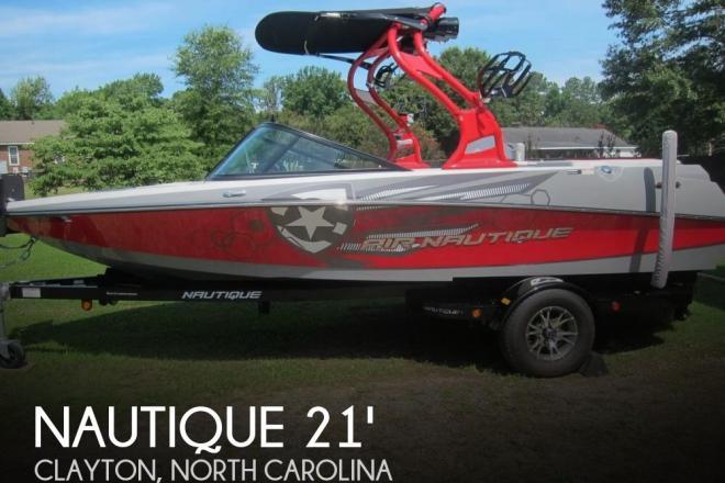 2013 Nautique Sport Nautique 200 - For Sale at Clayton, NC 27520 - ID 125650
