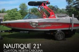 2013 Nautique Sport Nautique 200