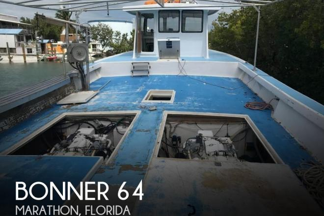 1999 Bonner 64 - For Sale at Marathon, FL 33050 - ID 126110