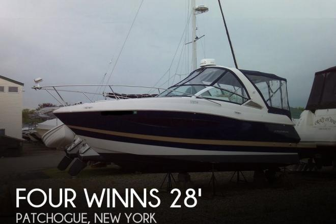 2016 Four Winns V275 Cruiser - For Sale at Patchogue, NY 11772 - ID 124093