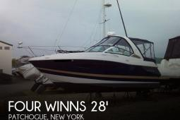 2016 Four Winns V275 Cruiser