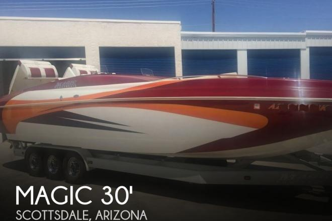 2006 Magic Scepter-Mid Cabin - For Sale at Scottsdale, AZ 85250 - ID 125465