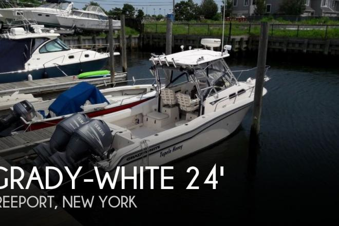2004 Grady White 258 Journey - For Sale at Wantagh, NY 11793 - ID 124152