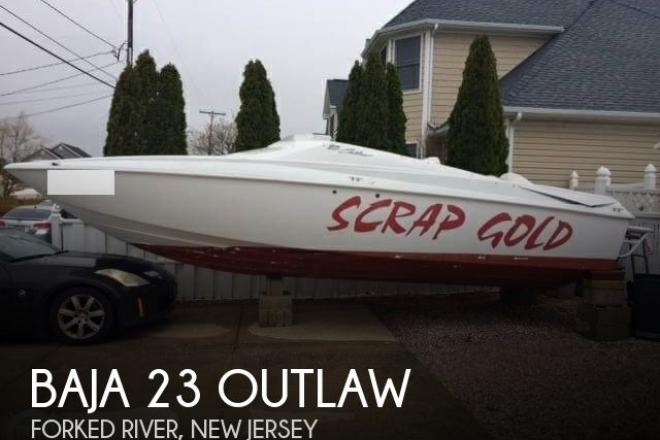 2005 Baja 23 Outlaw - For Sale at Forked River, NJ 8731 - ID 122531