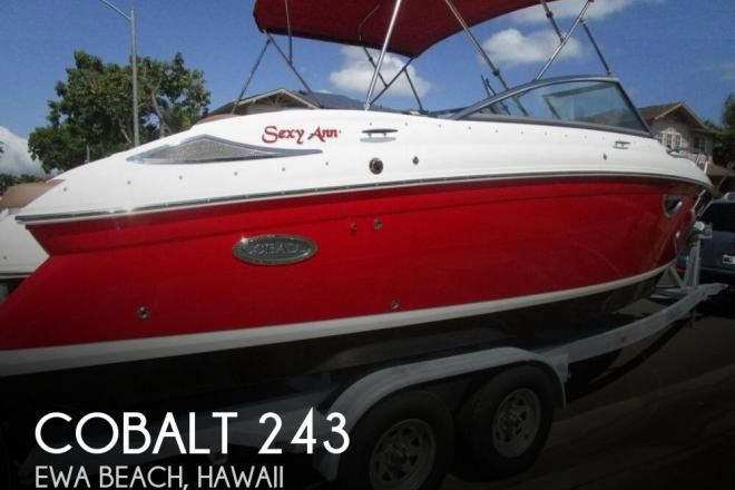 2016 Cobalt 243 - For Sale at Ewa Beach, HI 96706 - ID 121478