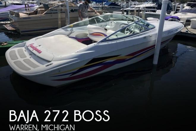 1995 Baja 272 Boss - For Sale at Warren, MI 48397 - ID 124821