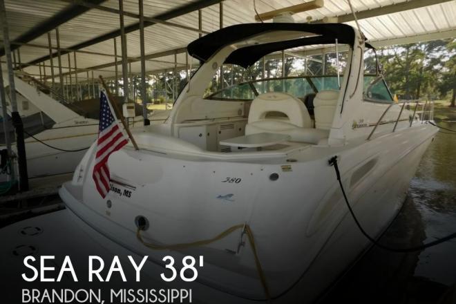 2001 Sea Ray 380 Sundancer - For Sale at Brandon, MS 39042 - ID 133710