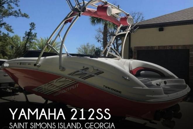 2008 Yamaha 212SS - For Sale at Sarasota, FL 34230 - ID 123294