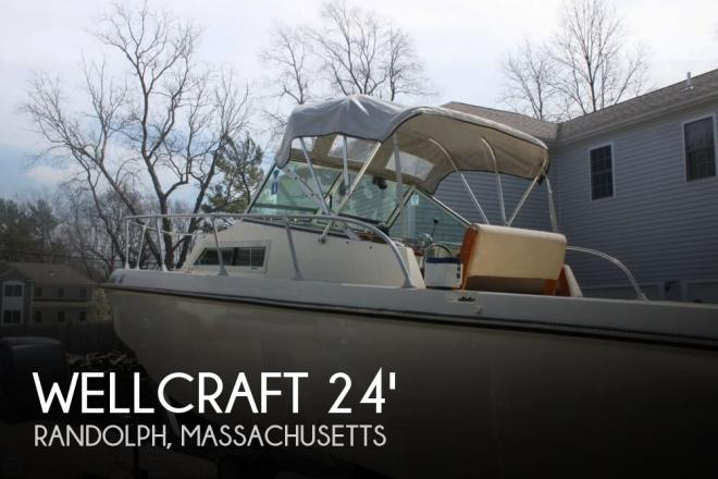 1980 Wellcraft Airslot 24 - For Sale at Randolph, MA 2368 - ID 116727