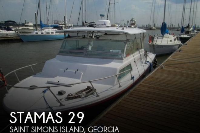 1973 Stamas 29 - For Sale at Brunswick, GA 31520 - ID 118801