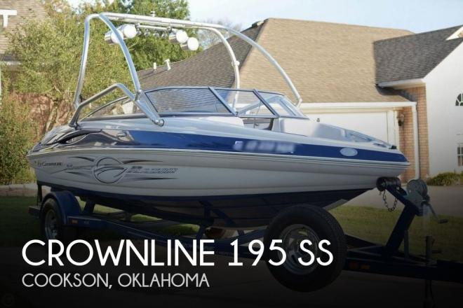 2012 Crownline 195 SS - For Sale at Cookson, OK 74427 - ID 131100
