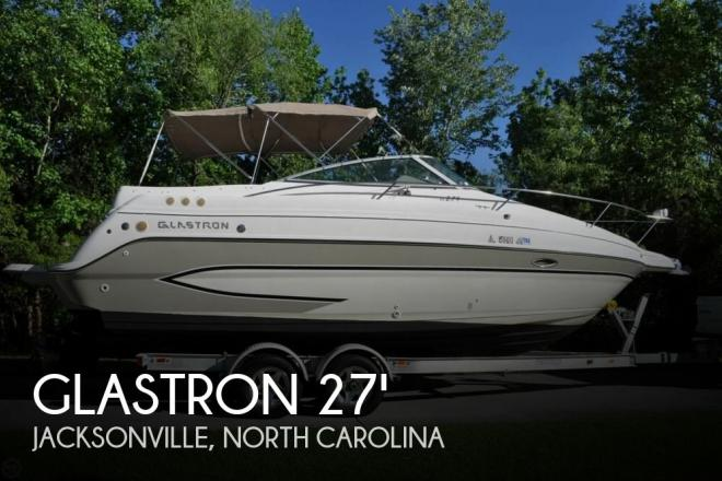 2007 Glastron GS 279 Sport Cruiser - For Sale at Emerald Isle, NC 28594 - ID 121430