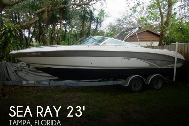 1997 Sea Ray 230 BR Signature - For Sale at Tampa, FL 33624 - ID 112455