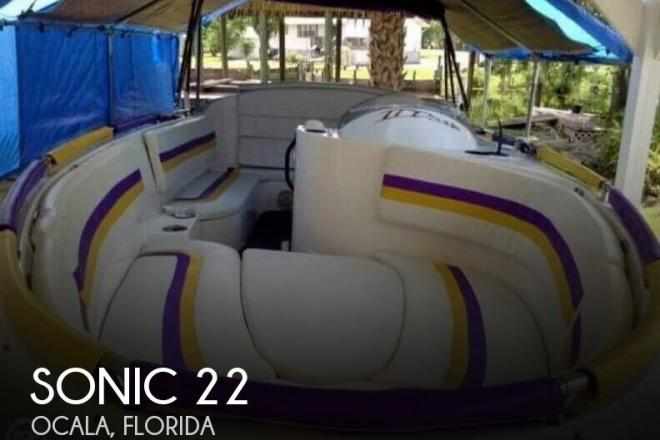 2002 Sonic 22 - For Sale at Ocala, FL 34471 - ID 119131