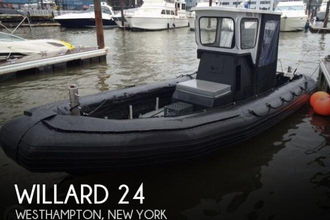 1993 Willard 24 - For Sale at Westhampton, NY 11977 - ID 109740