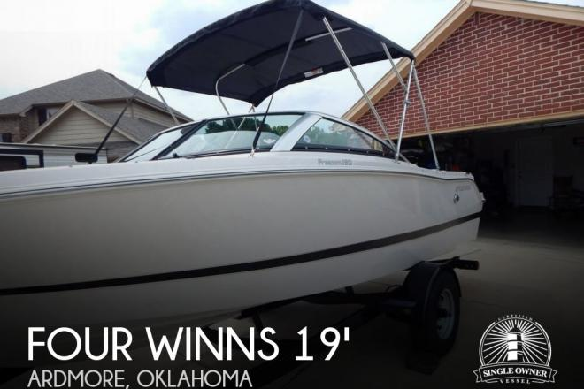 2016 Four Winns Freedom 190 - For Sale at Ardmore, OK 73401 - ID 147646
