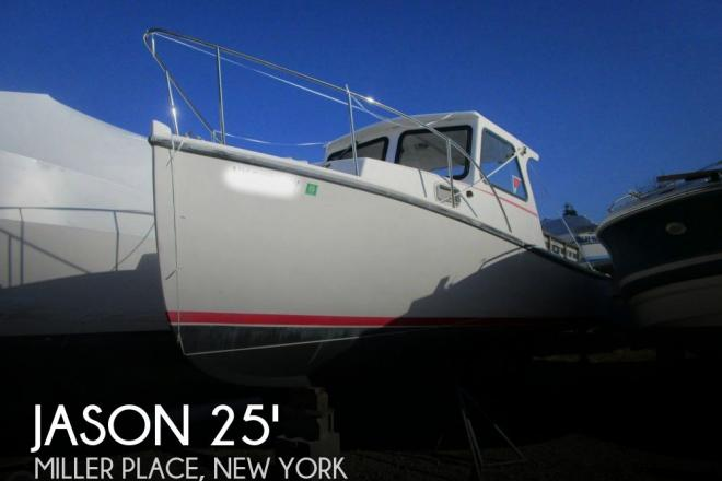 2000 Jason 25 Down easter - For Sale at Miller Place, NY 11764 - ID 105666