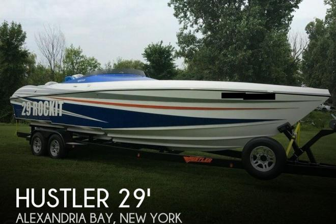 2017 Hustler 29 Rockit MC - For Sale at Alexandria Bay, NY 13607 - ID 105171
