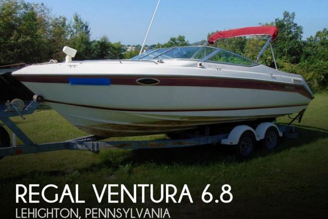 1994 Regal Ventura 6.8 - For Sale at Lehighton, PA 18235 - ID 110099