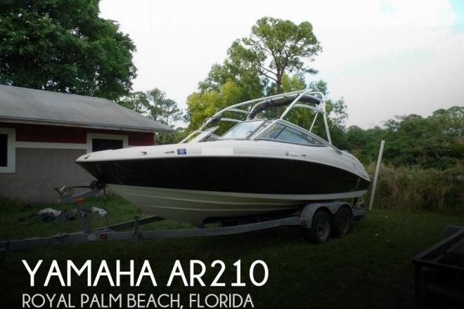 2009 Yamaha AR210 - For Sale at Royal Palm Beach, FL 33421 - ID 104715