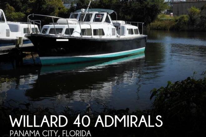 1990 Willard 40 Admirals - For Sale at Bradenton, FL 34202 - ID 103799