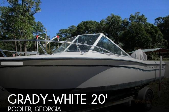 1991 Grady White 190 Tournament - For Sale at Richmond Hill, GA 31324 - ID 103077