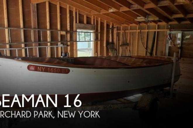 1953 Seaman 16 - For Sale at Orchard Park, NY 14127 - ID 103037