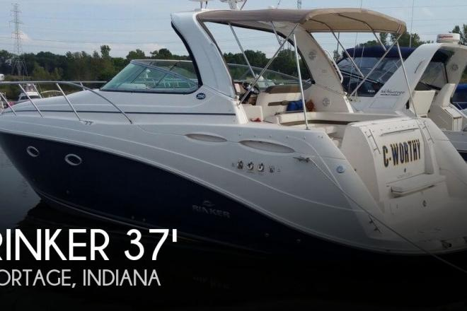 2008 Rinker 350 Express Cruiser - For Sale at Portage, IN 46368 - ID 102544