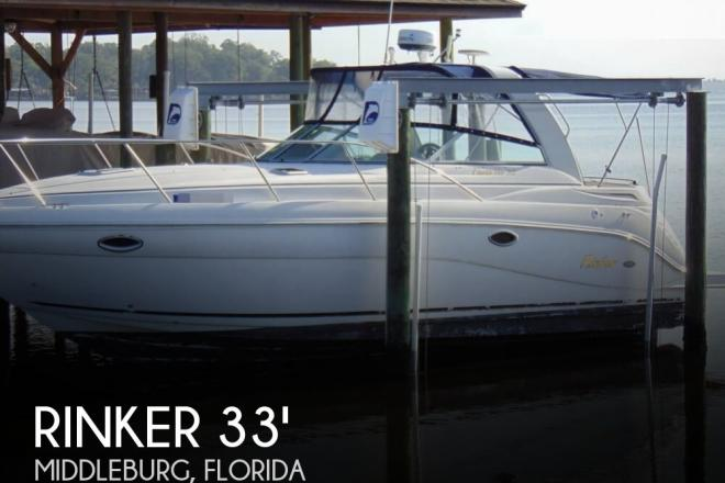 2005 Rinker Fiesta Vee 312 - For Sale at Middleburg, FL 32068 - ID 127741