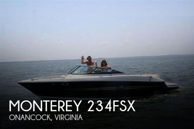 2007 Monterey 234FSX - For Sale at Onancock, VA 23417 - ID 101857