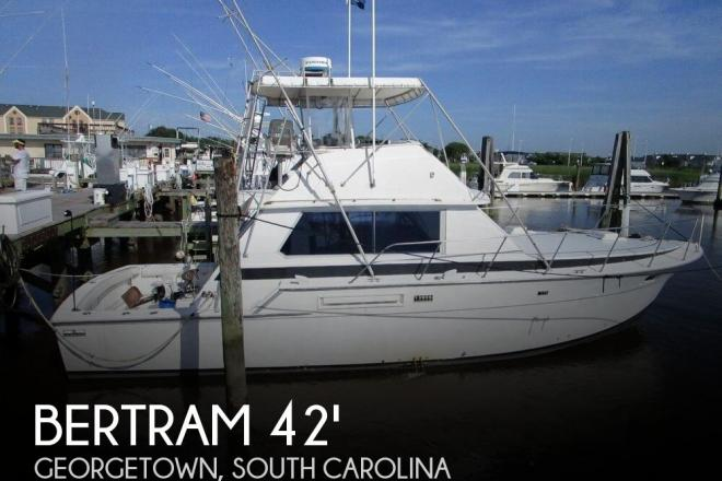 1976 Bertram 42 Convertible - For Sale at Georgetown, SC 29440 - ID 100522