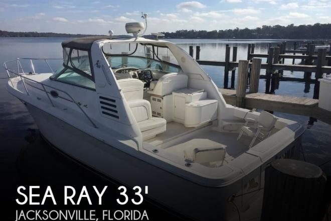 1997 Sea Ray 330 Express Cruiser - For Sale at Jacksonville, FL 32201 - ID 156622