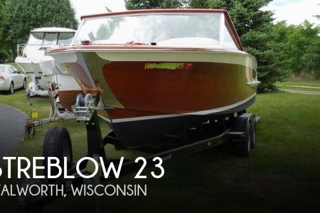 1981 Streblow 23 - For Sale at Walworth, WI 53184 - ID 100155