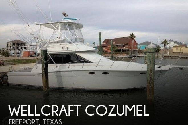 1988 Wellcraft Cozumel - For Sale at Freeport, TX 77541 - ID 98253