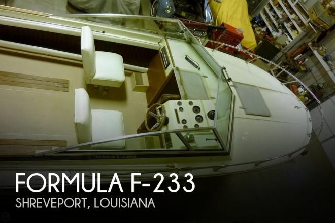 1977 Formula F-233 - For Sale at Shreveport, LA 71101 - ID 127174