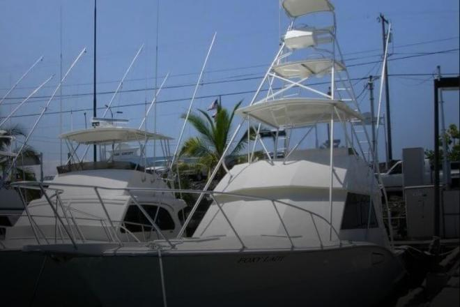 1976 Hatteras 46 Convertible - For Sale at Kailua Kona, HI 96740 - ID 103539