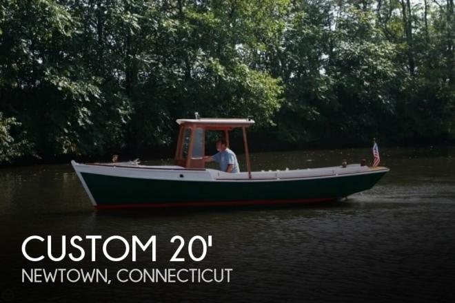2001 Custom Built Weston Farmer 20 - For Sale at Newtown, CT 6470 - ID 96164