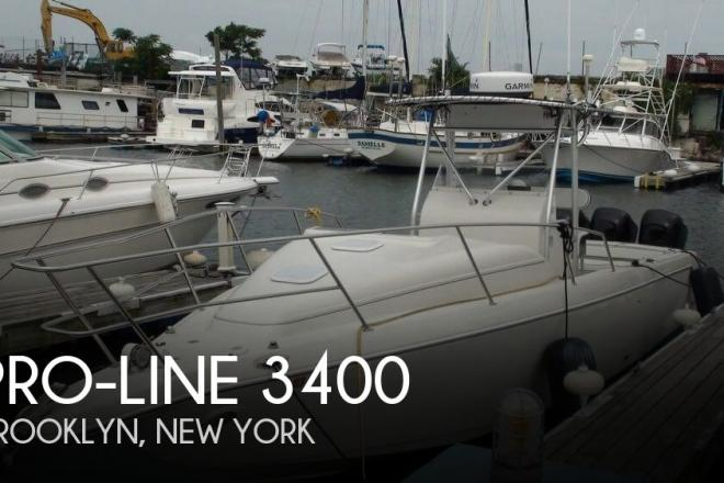 1996 Pro Line 3400 - For Sale at Brooklyn, NY 11201 - ID 98767