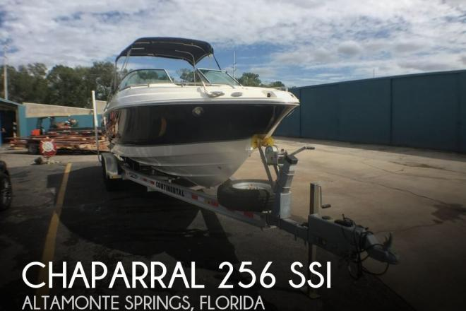 2005 Chaparral 256 SSi - For Sale at Altamonte Springs, FL 32714 - ID 129479