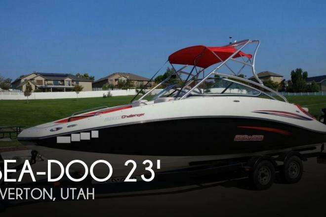 2009 Sea Doo 230 Challenger - For Sale at Riverton, UT 84065 - ID 129223